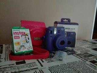 camara instax mini 8 pack