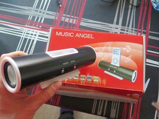 mini audio altavoz music angel