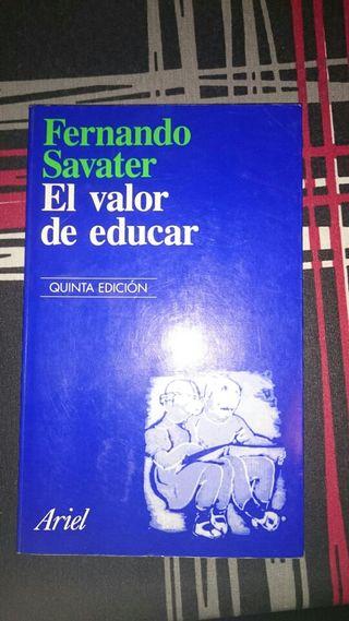 libro el valor de educar