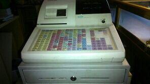 Caja Registradora Samsung ER-51