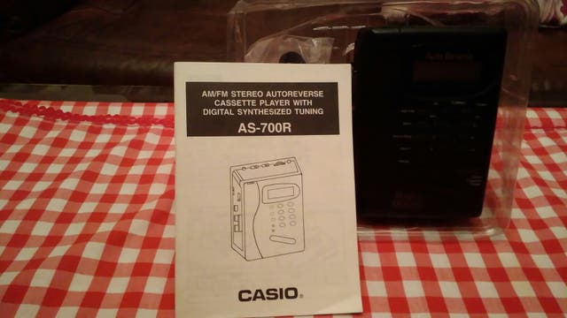 Casio AS-700R.