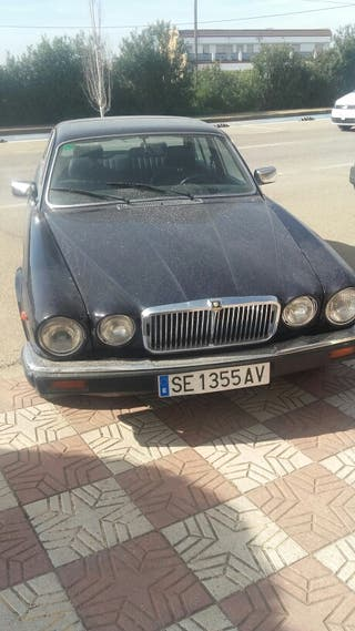Jaguar XJ 1986