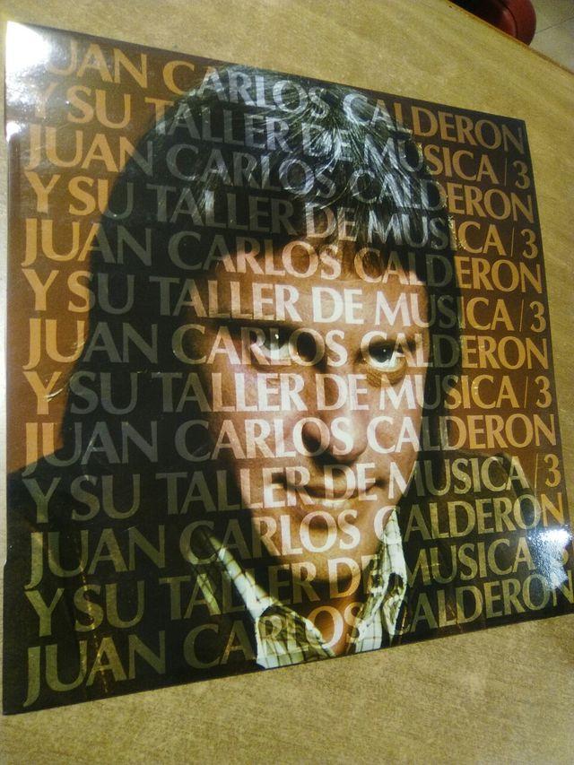 Juan Carlos Calderón y su taller de música 3
