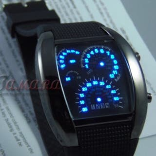 Reloj velocimetro