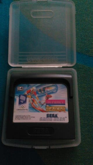 Winter olympics, Game Gear