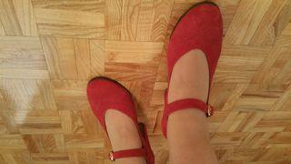 zapatos de baile flamenco n 38 sin estrenar