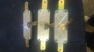 cerraduras puertas metalicas