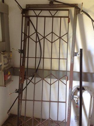 Puertas De Rejas De Segunda Mano En Tarragona En Wallapop