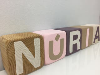Letras NÚRIA