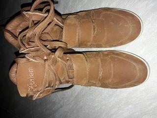 botin sneakers mujer