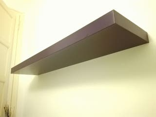 3 Baldas Ikea Estanteria color Morado