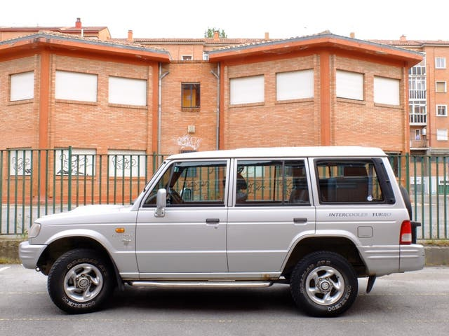 Galloper Exceed 2.5 tdi largo