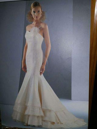 vestido de novia de segunda mano en andújar en wallapop