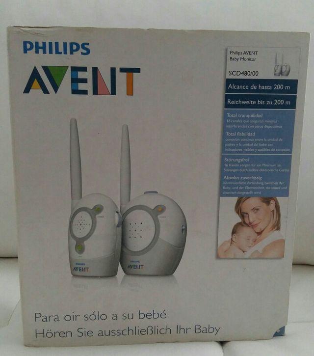 Baby monitor para oir al bebe..