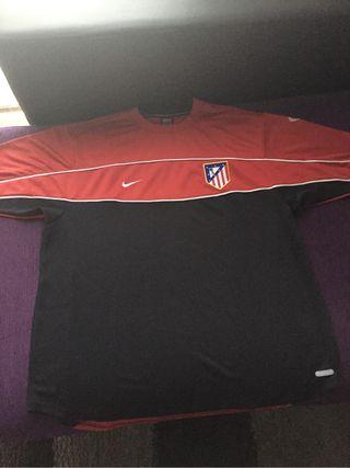 Camiseta entrenamiemto atlético de Madrid