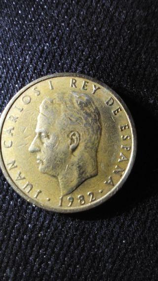 100 pesetas 1982
