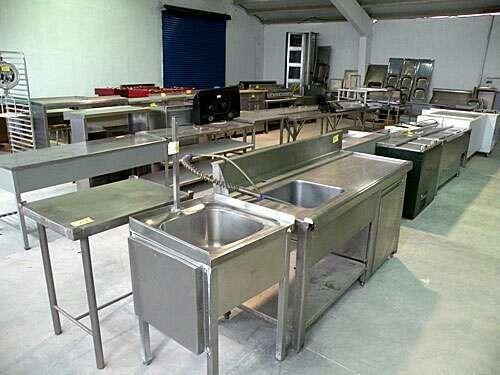 Maquinaria hosteleria y frio industrial