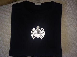 Camiseta Ministry of sound