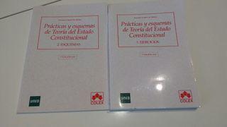 Libros UNED. Primero Derecho