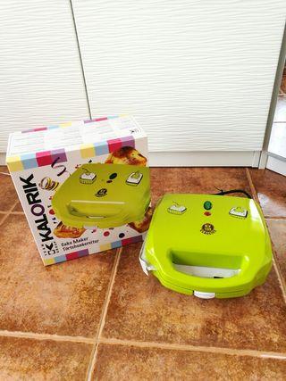 maquina para hacer bizcochos