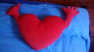 peluche corazon