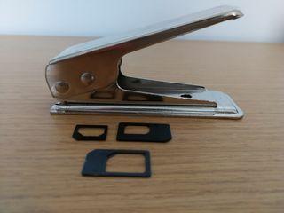 Nano cortadora de tarjeta SIM