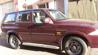SsangYong Musso 2000 año