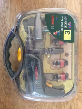 Caja de herramientas Bosch de juguete
