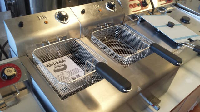 freidora modular HR fondo 500