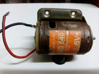 Motor electrico RC radiocontrol