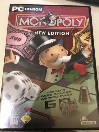 Videojuego Monopoly New Edition
