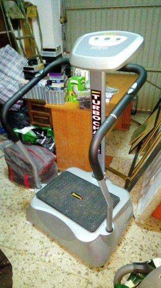 plataforma vibratoria para adelgazar y hacer depor