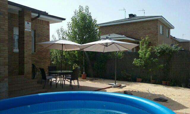 Chalet alquiler casa rural fin de semana de segunda mano for Alquiler de casa con piscina en sevilla fin de semana