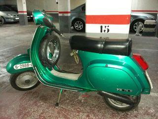 vespa moto clasica y antigua