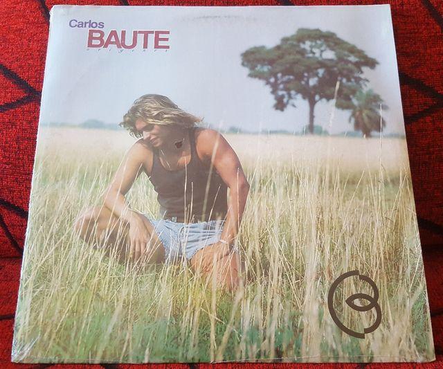 CARLOS BAUTE Orígenes VINILO 1994 LP PRECINTADO