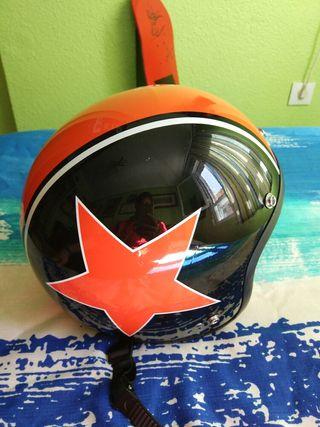 casco moto origine