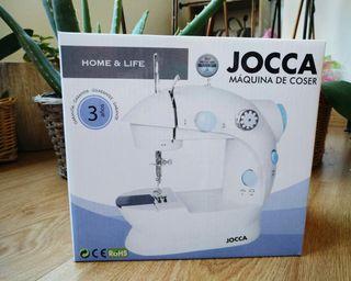 Máquina de coser Jocca