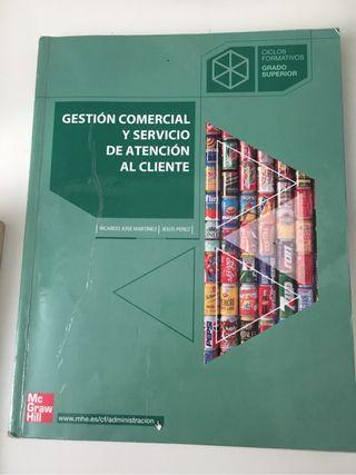 Libro gestion comercial