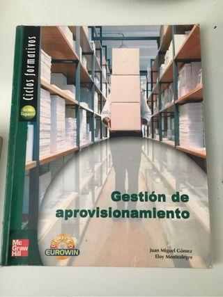 Libro gestion de aprovisionami