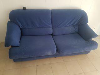 Sillon + sofa