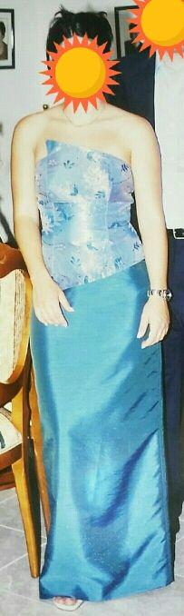 vestido de fiesta REBAJADO !!! SUPER OFERTA! ! ! !