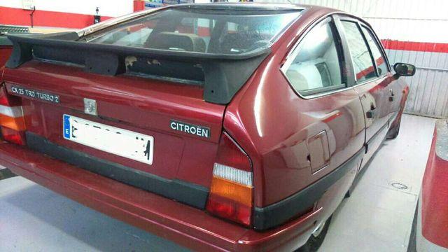 Citroen cx TRD turbo