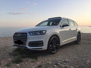 """Audi Q7 2017 S-line 7 asientos 22"""""""