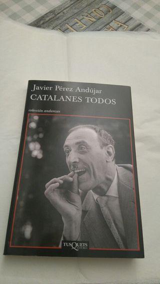 Libro Catalanes Todos