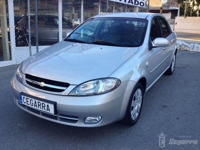 Chevrolet - Lacetti 2.0 TCDI 16V SX 5P