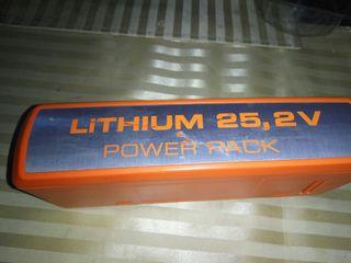 Bateria aspirador electrolux