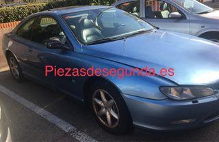 Despiece Peugeot 406 coupe v6