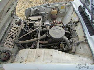 motor Renault 4l