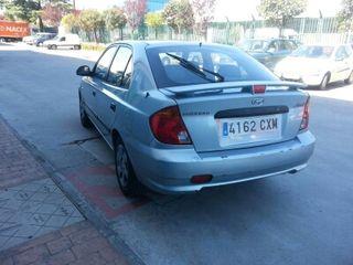 Hyundai Accent 2004