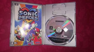 sonic heroes ps2